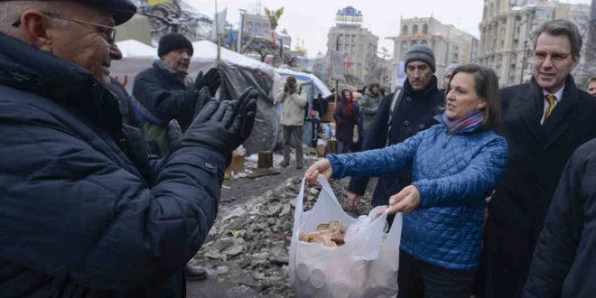 Америка и ЕУ притискају Македонију: Или се договорите, или вам шаљемо Нуландову са сендвичима 1