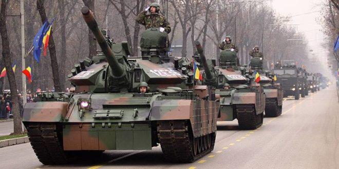 """Овако изгледа модификација ТЕНК-а Т55 (TR-85 """"БИЗОН"""") који је рађен за потребе Војске Румуније 1"""
