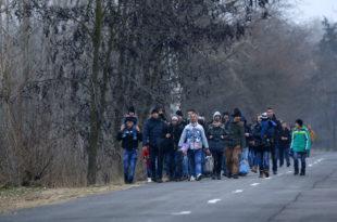 За две године са Косова у ЕУ побегло око 120.000 шиптара