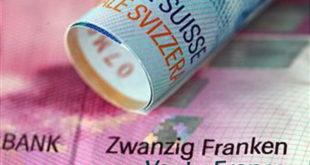 Без договора о кредитима у швајцарским францима 10