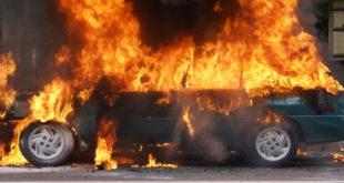 """ЉУДИ У СРБИЈИ ПУЦАЈУ! Запалио се јер му је """"паук"""" однео ауто, повређена и двојица полицајаца! 7"""