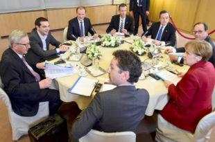 Брисел уцењује Грчку