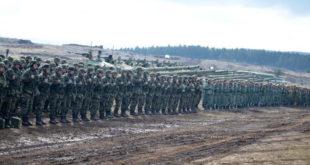 Војна вежба Зима 2015 (видео) 9