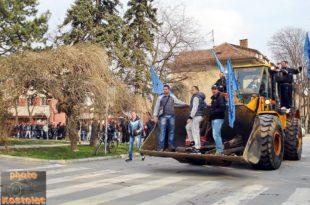 """РАДИКАЛИЗАЦИЈА: Радници у Костолацу од сутра блокирају град и """"ТЕ Костолац"""" од шест ујутру до шест увече!"""