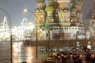 Снимљене убице Немцова (видео)