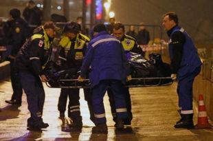 Истрага открила идентитет организатора (посредника) убиства Бориса Њемцова?
