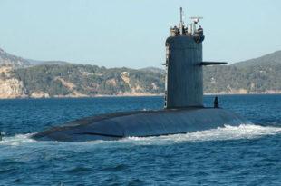 """Француска подморница """"потопила"""" амерички носач авиона и скоро целу његову пратњу током војних вежби 8"""