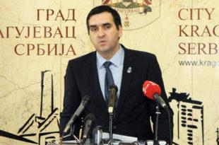 Томиног сина из Крагујевца пребацују у владу на место државног секретара за пољопривреду