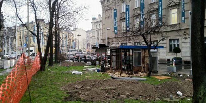 Хоће ли неко зауставити напредњачко безумље и безакоње у Београду пре него што униште град?