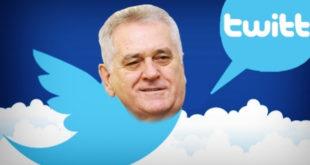 Акција: Помозимо председнику, дајмо му телефонски број Твитера! 10