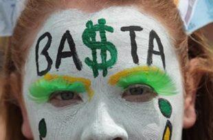 Бразил прокључао, тражи се смена Дилме Русеф