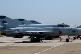 Ратна авијација Србије као имитација