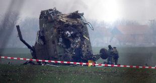 Данас истиче рок да техничка комисија поднесе извештај о паду војног хеликоптера код Сурчина 3