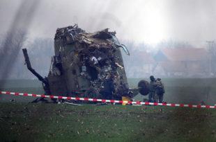 Данас истиче рок да техничка комисија поднесе извештај о паду војног хеликоптера код Сурчина