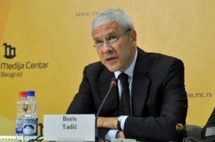 Борис Тадић који је највише политички профитирао од ликвидације Ђинђића сада тражи да се открије политичка позадина те ликвидације?!