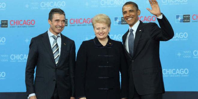 ПРОВАЉЕНА: Председница Литваније Далиа Грибаускаите се налази на званичном списку шпијуна КГБ СССР-а (фото)