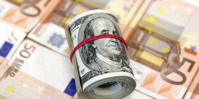 Евро пао на 26-месечни минимум према долару 1