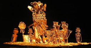 Пронађен древни златни град у џунглама Хондураса 1