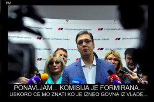 """СЕНЗАЦИЈА! Влада Србије формирала """"delivery unit"""" који ће утврдити ко је изнео говна из зграде владе! 10"""