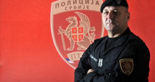Горан Драговић нови командант Жандармерије 7