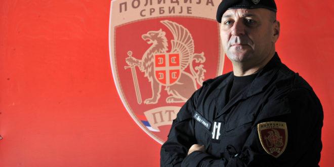 Горан Драговић нови командант Жандармерије