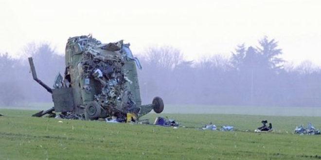 Током спасилачке акције у којој се срушио хеликопетр у Сурчину озбиљно је нарушен ланац командовања у ВС