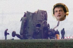 Шибицарски трикови: Министар Гашић лаже и зашто су са фотографија места где је пао војни хеликоптер ретуширани далеководи!? (фото)