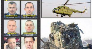 Нико још није одговарао за пад војног хеликоптера и смрт седам људи 6