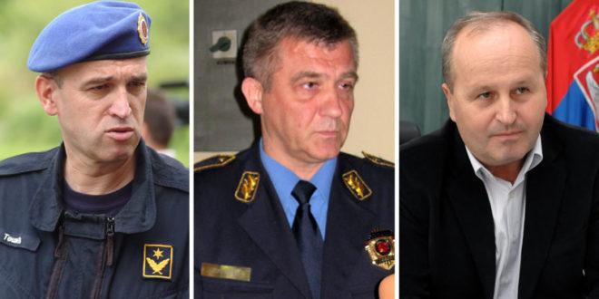 Вучићев режим по наређењу Немаца суди полицијским генералима због паљевине страних амбасада!?
