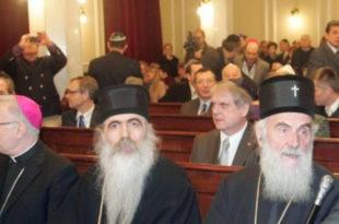 Смене које врши римска курија у врху СПЦ су припреме за долазак папе у Србију 10