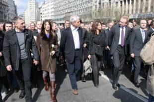 ИСТРАЖИВАЊЕ: Народ у Србији неће криминализовану, корумпирану и издајничку опозицију!