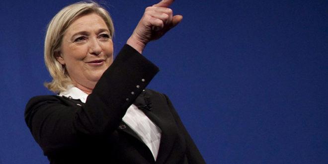 У првом кругу француских регионалних избора победио Национални фронт Марин Ле Пен
