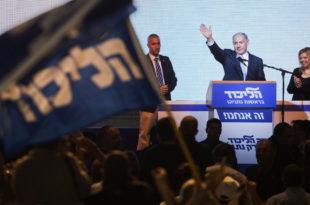 Десница глатко победила на изборима у Израелу