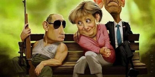 У великој игри која је у току - Путин ће победити, а Обама и Меркелова изгубити 1