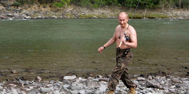 Где је нестао Путин 1