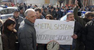 До краја године откази за још 3.000 радника у Крагујевцу 2
