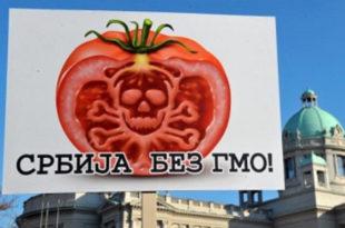 Србија мора да победи ГМ лоби