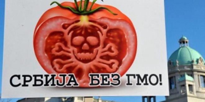 Сачувати нашу државу од пошасти ГМО производа