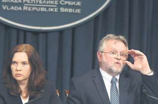 Шарлатан Вујовић са ММФ-ом ипак договорио отпуштања