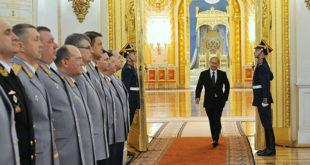 ПУТИН: Русија ће даље јачати своју војску и сарадњу са државама које су за мир 10
