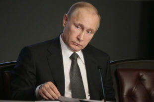 ПУТИН: Добро је рекао Александар III да имамо само два савезника - армију и ратну флоту