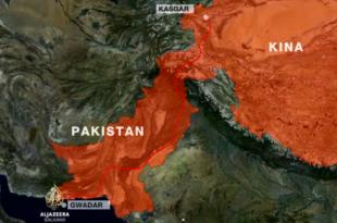 Кина инвестира 45 милијарди евра у Пакистан! (видео)