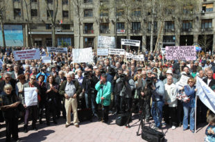 Удружења синдиката пензионера Србије: Тражимо оно што нам је отето, улагали смо у фондове, они су били пуни