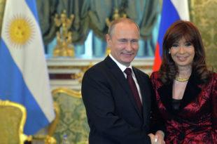 Енергетски споразуми Русије и Аргентине вредни пет милијарди долара 9