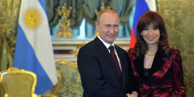 Енергетски споразуми Русије и Аргентине вредни пет милијарди долара