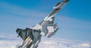 """Руски """"Сухој"""" пресрео амерички шпијунски авион 9"""