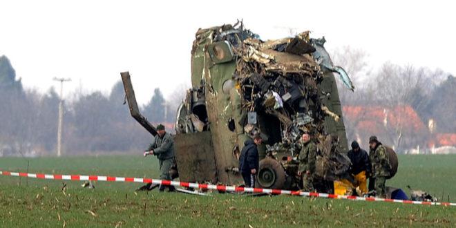 Режимским идиотима је сада за пад хеликоптера крива магла а нико се не пита шта је хеликоптер тражио у тој магли и по чијем наређењу!