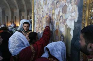 Јерменска црква канонизовала милион и по Јермена страдалих током турског геноцида