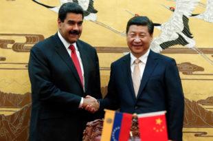 Кина позајмила пет милијарди долара Венецуели