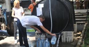 Kрушевљани четврти дан без воде за пиће 10